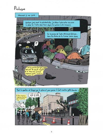 Page 3 Comédie française - Voyages dans l'antichambre du pouvoir
