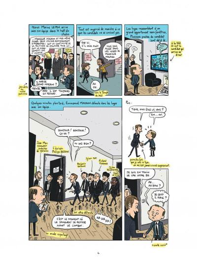 Page 4 Comédie française - Voyages dans l'antichambre du pouvoir