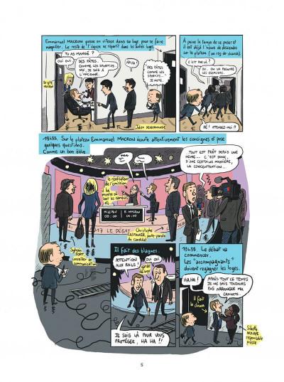 Page 5 Comédie française - Voyages dans l'antichambre du pouvoir