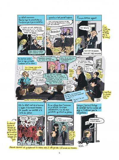 Page 6 Comédie française - Voyages dans l'antichambre du pouvoir