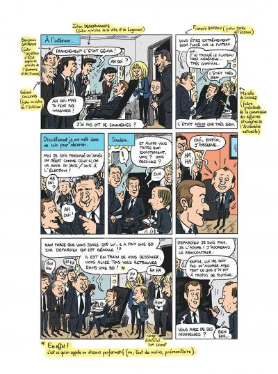 Page 7 Comédie française - Voyages dans l'antichambre du pouvoir