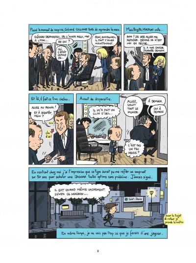 Page 8 Comédie française - Voyages dans l'antichambre du pouvoir