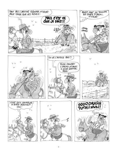 Page 6 Les Bidochon tome 22