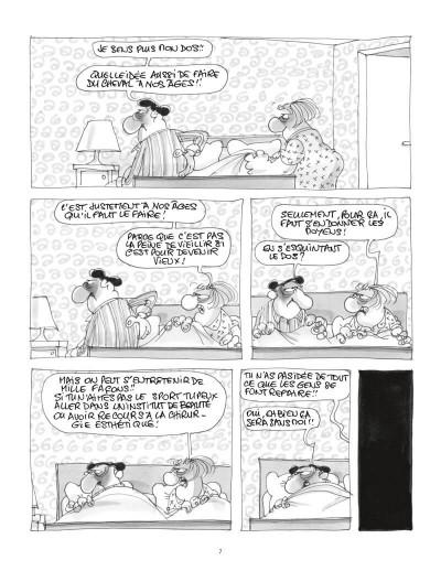 Page 8 Les Bidochon tome 22