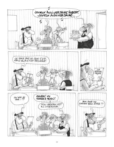 Page 9 Les Bidochon tome 22