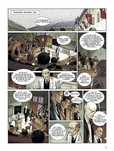 Page 3 Amazonie tome 5