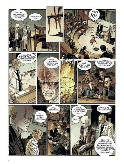 Page 4 Amazonie tome 5