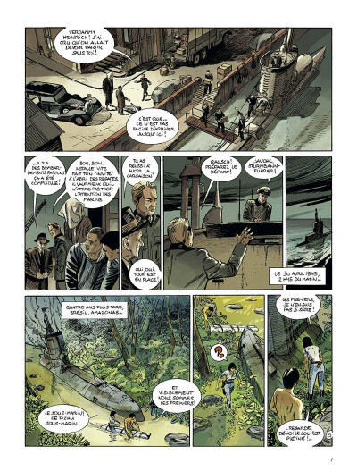 Page 7 Amazonie tome 5