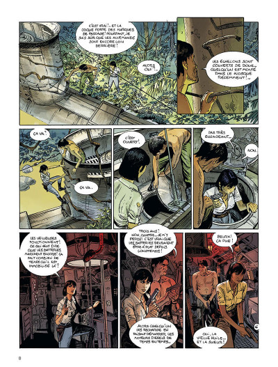 Page 8 Amazonie tome 5