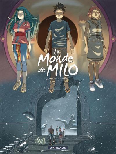 Couverture Le monde de Milo tome 8