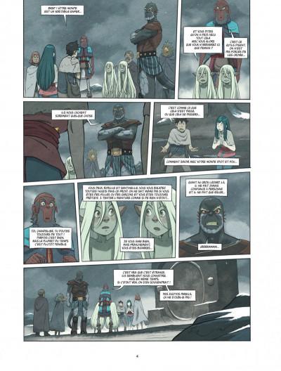 Page 4 Le monde de Milo tome 8