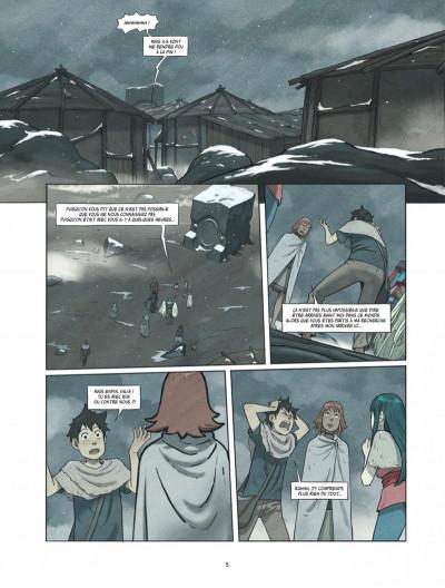 Page 5 Le monde de Milo tome 8