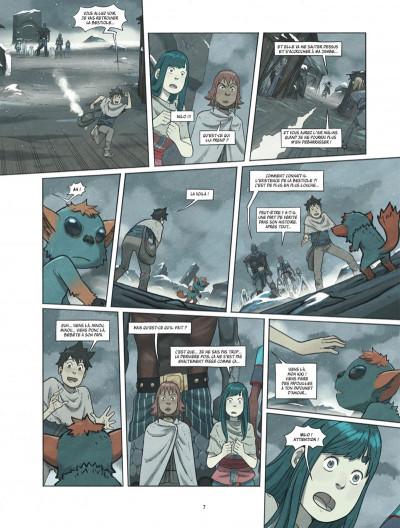 Page 7 Le monde de Milo tome 8