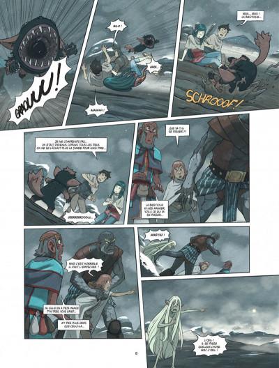 Page 8 Le monde de Milo tome 8