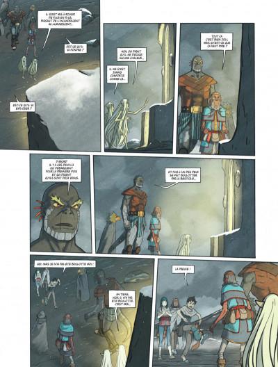 Page 9 Le monde de Milo tome 8