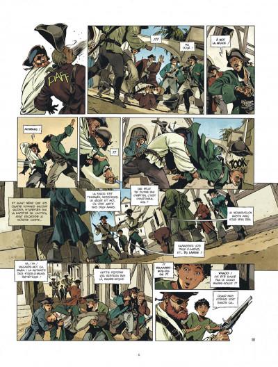 Page 6 Les nouvelles aventures de Barbe-Rouge tome 1