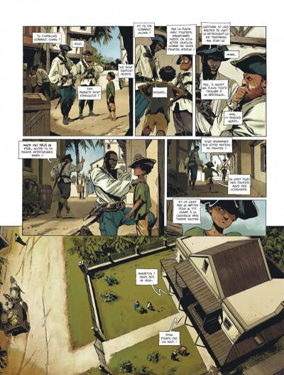 Page 7 Les nouvelles aventures de Barbe-Rouge tome 1