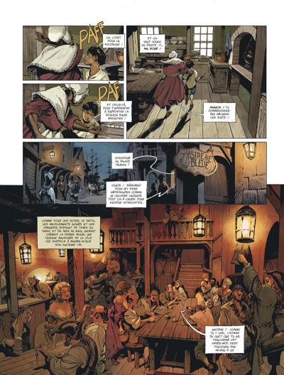 Page 9 Les nouvelles aventures de Barbe-Rouge tome 1