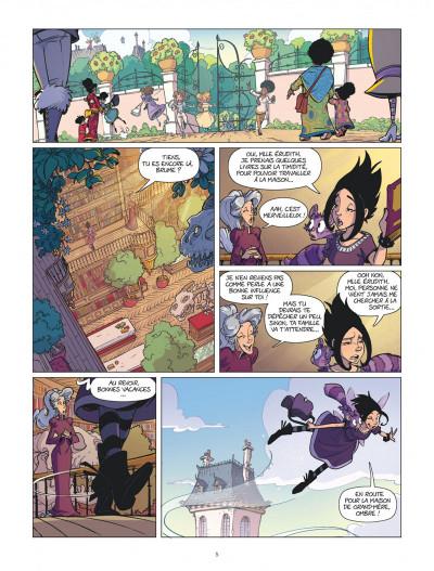 Page 5 Les fées valentines tome 3