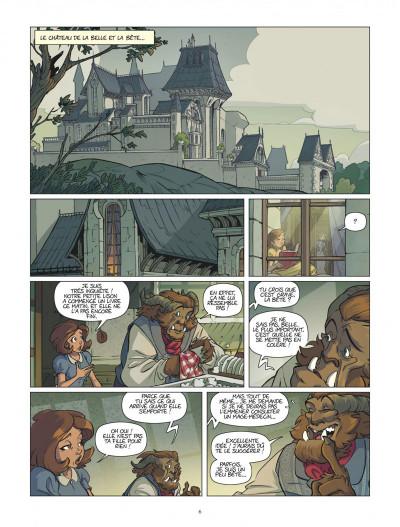 Page 6 Les fées valentines tome 3