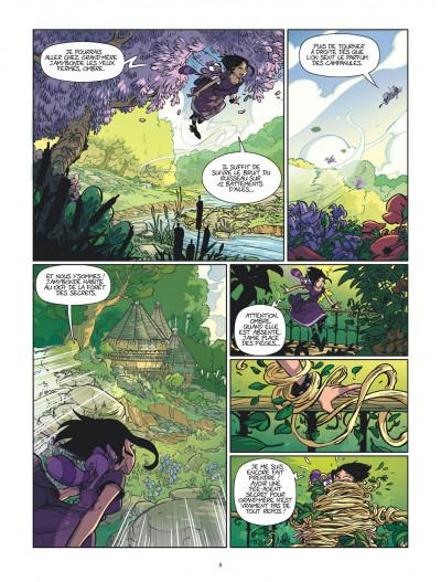 Page 8 Les fées valentines tome 3