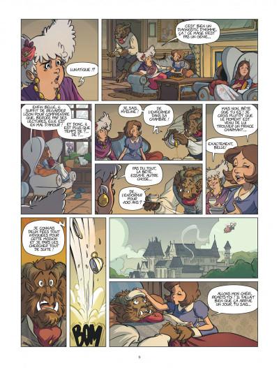 Page 9 Les fées valentines tome 3