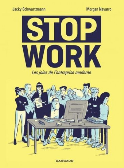 Couverture Stop work