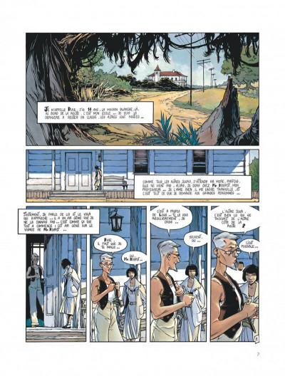 Page 7 Dixie road - intégrale