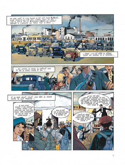 Page 9 Dixie road - intégrale