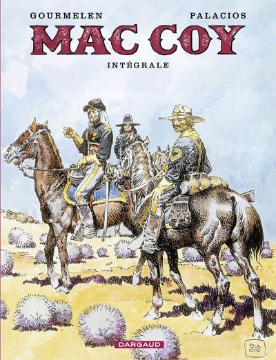 Couverture Mac Coy - intégrale tome 4