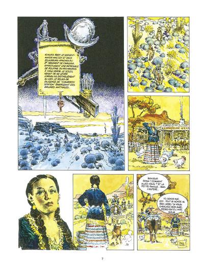 Page 8 Mac Coy - intégrale tome 4