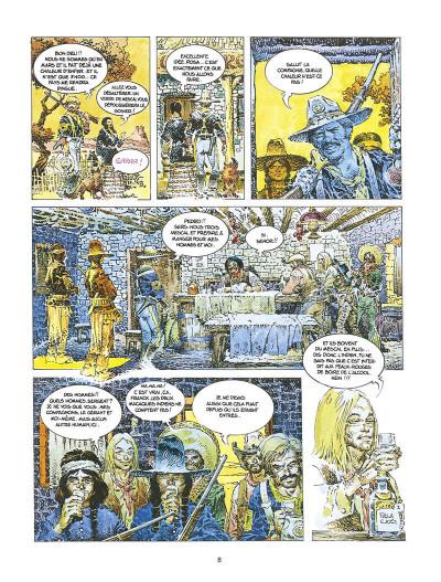 Page 9 Mac Coy - intégrale tome 4