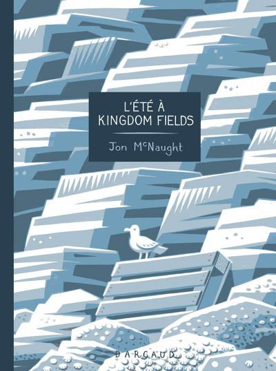 Couverture L'été à kingdom fields
