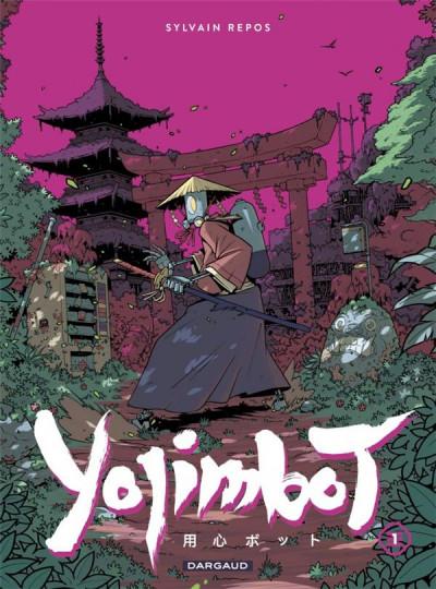 Couverture Yojimbot tome 1
