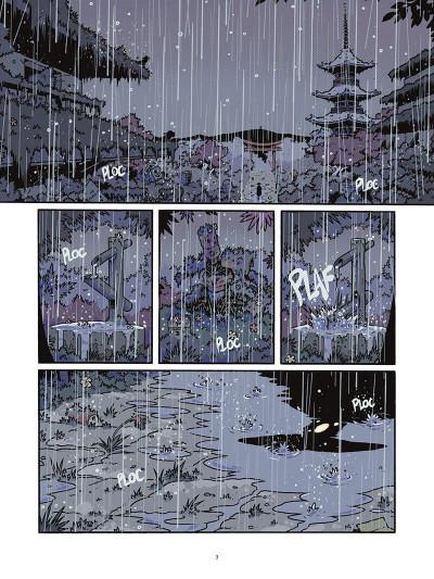 Page 3 Yojimbot tome 1