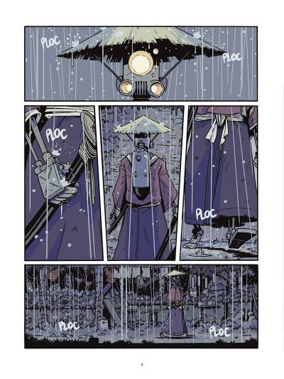 Page 4 Yojimbot tome 1