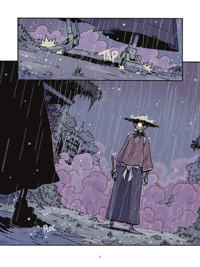 Page 5 Yojimbot tome 1