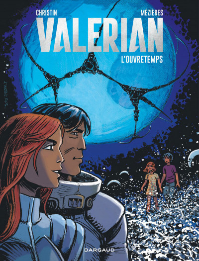 Couverture Valérian tome 21