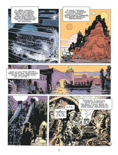 Page 6 Valérian tome 21