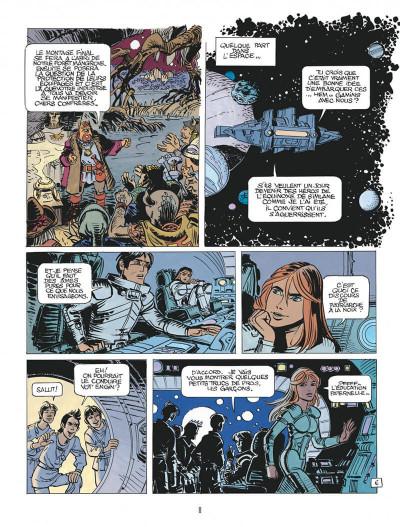 Page 8 Valérian tome 21