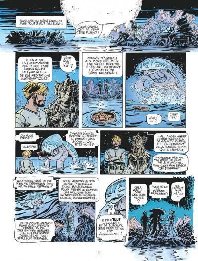 Page 9 Valérian tome 21