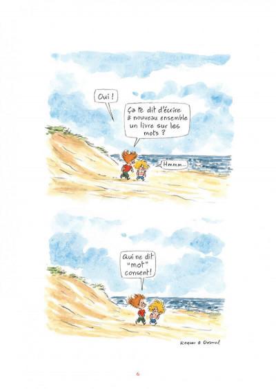 Page 6 L'étymologie avec Pico Bogue tome 2