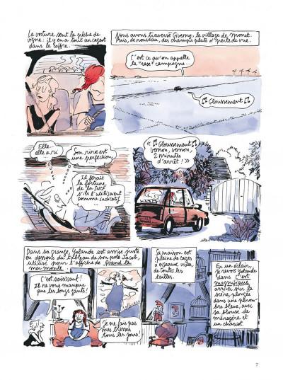 Page 7 Drôles de femmes