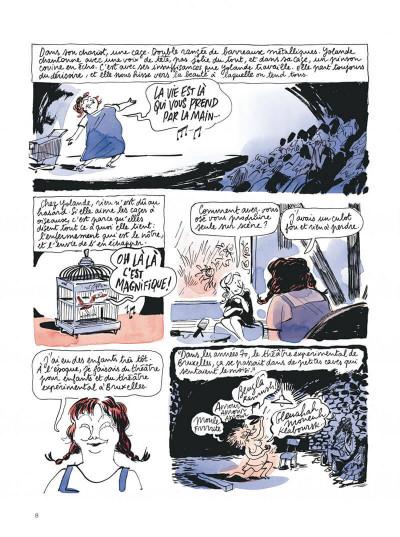 Page 8 Drôles de femmes