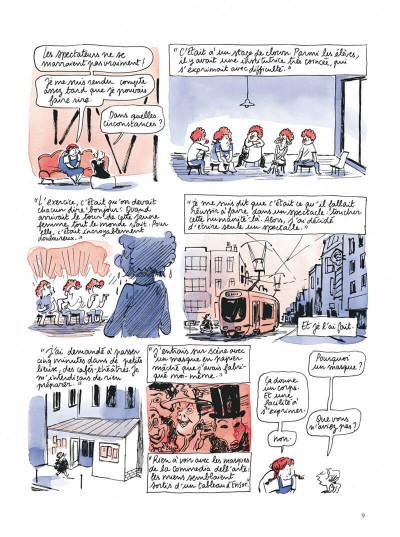 Page 9 Drôles de femmes