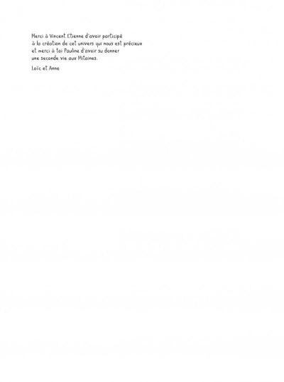 Page 4 Le temps des mitaines tome 1