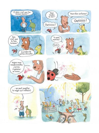 Page 3 Le temps des mitaines tome 2