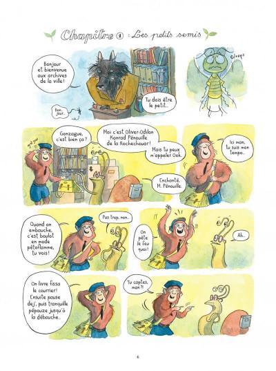 Page 6 Le temps des mitaines tome 2