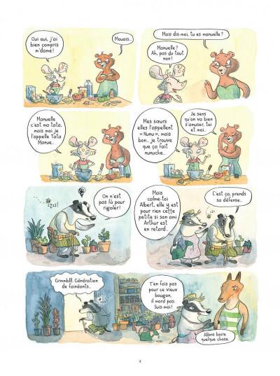 Page 7 Le temps des mitaines tome 2