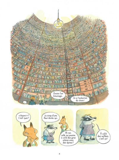 Page 8 Le temps des mitaines tome 2